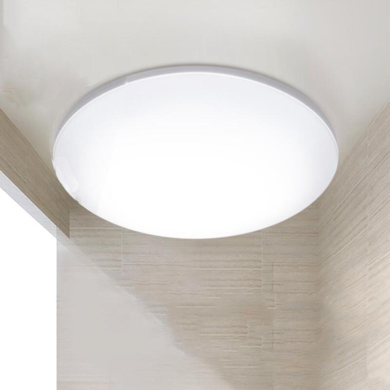 飞利浦led阳台走廊吸顶灯小型圆形过道厕所厨房卫生间浴室卧室灯
