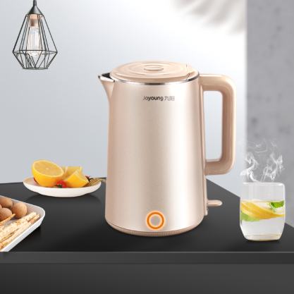 【Beary Shop】Joyoung electric kettle boiling kettle home automatic power off insulation water heater integrated 304 stainless steel large capacity