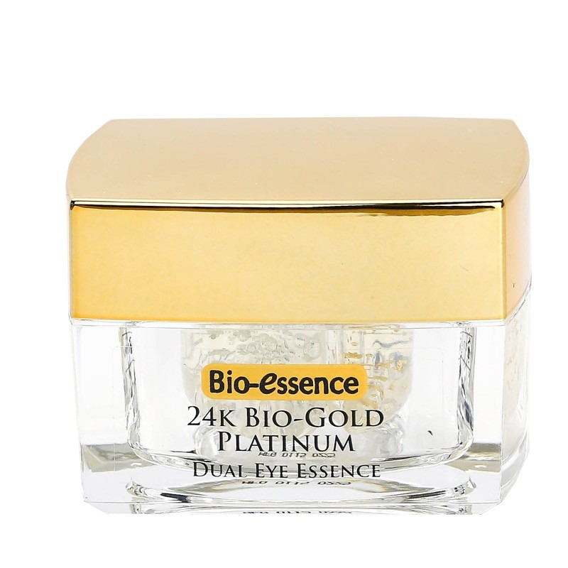 Bio-Essence 24K Bio-Gold Platinum Dual Eye Essence 18g [SG]