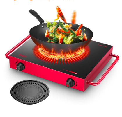 Beary Shopary (Joyoung) electromagnetic cooker domestic fire boiler 2200W high power low radiation timing rotary control does not pick pot H22-X5