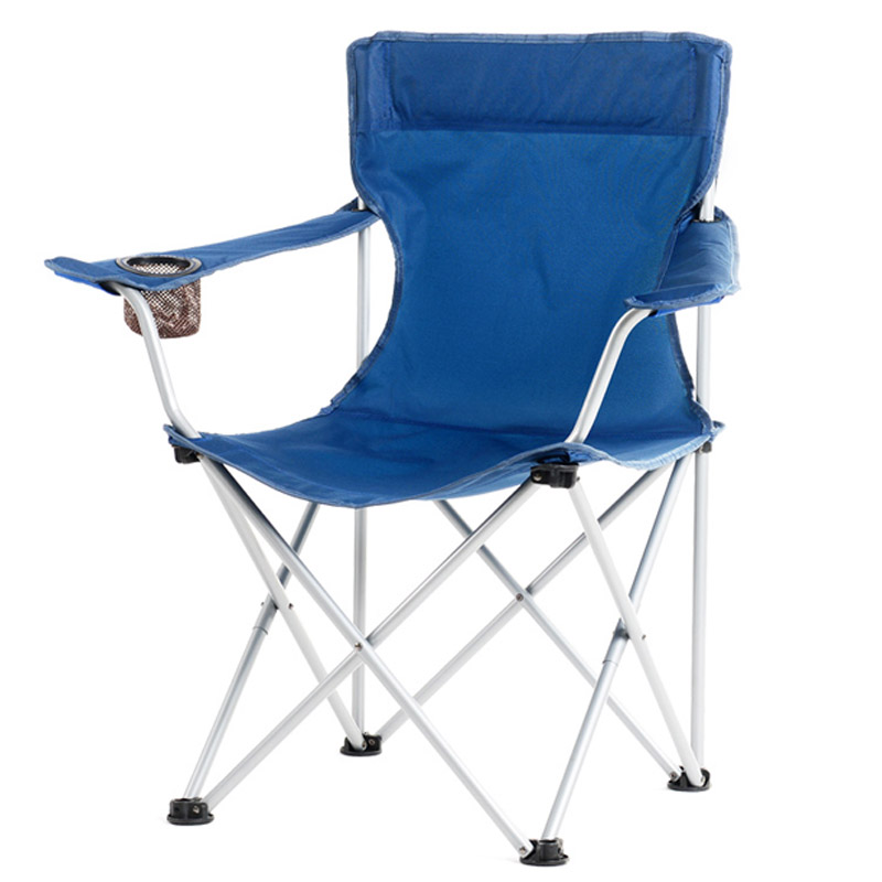 Outdoor folding chair portable beach leisure travel Pazza fishing stool back art sketch small bench