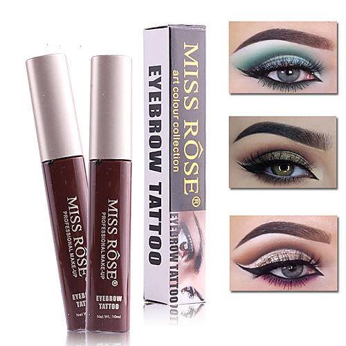 Eyebrow Color Easy to Carry Women 1 pcs 1160 Cosmetic General use Eyebrow Wet Long Lasting Casual / Daily School Daily Wear Date Cosmetic Grooming Supplies