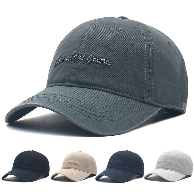 Hat men's autumn and winter sky Korean version of a baseball cap men's duck tongue hat women outdoor sun shade sun hat casual tide