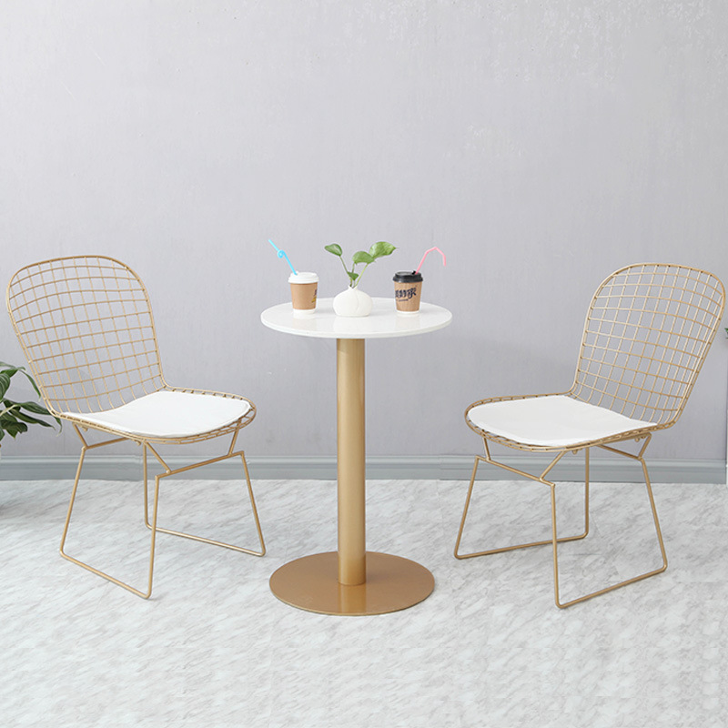 Iron Dali Outdoor Table And Chair, Outdoor Stone Table And Chairs Singapore