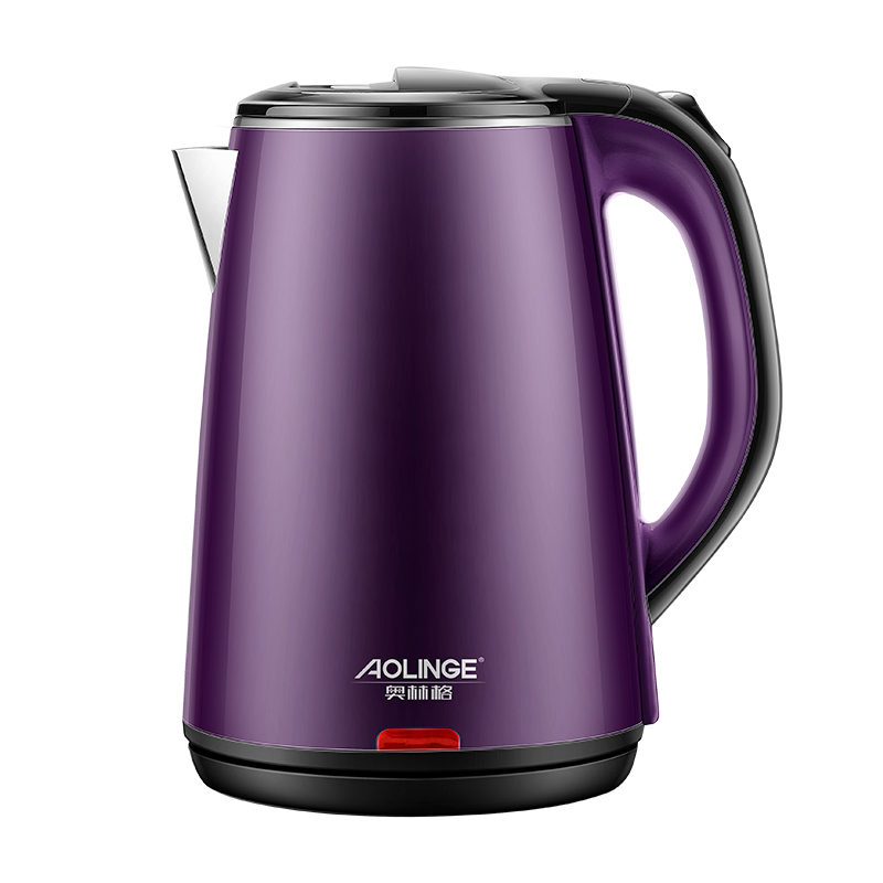 Olinge BM-8 electric Kettle 304 stainless steel dormitory home insulation integrated kettle automatic power outage