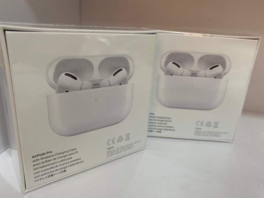 Buy Singapore Set Apple Airpods Pro 1 Year Local Warranty On Ezbuy Sg