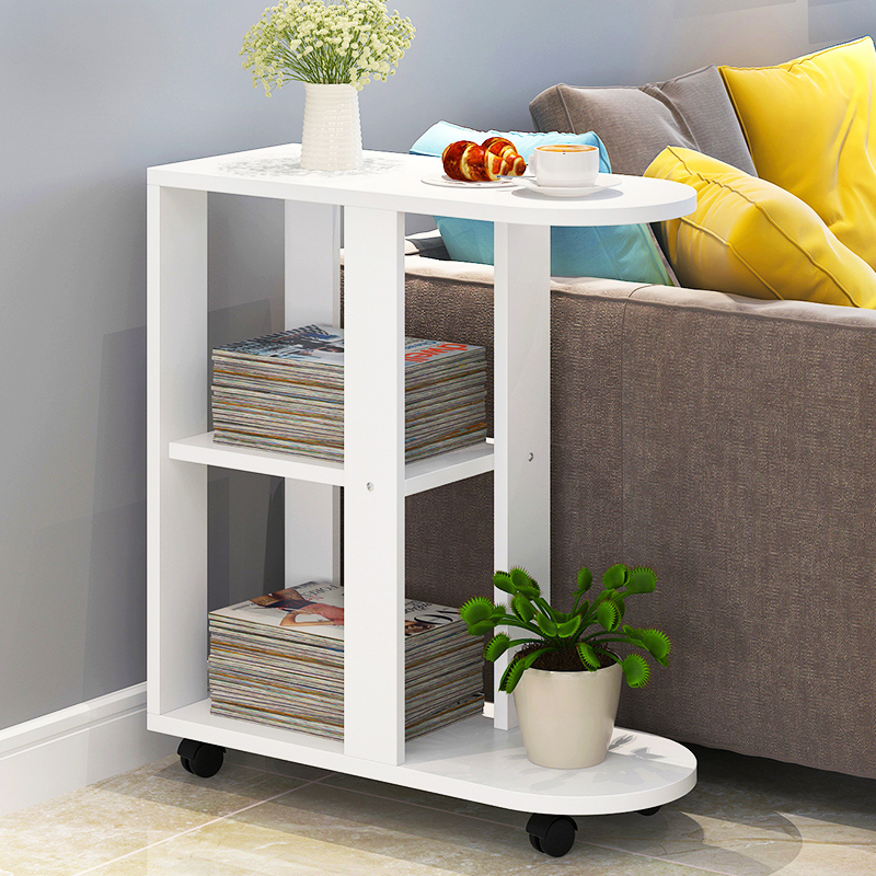 Side Of Several Modern Minimalist Sofa Side Cabinets, Living Room, Small  Tea Table, Bedroom Creative Bedside Table, Movable Side Table AZ502 Part 79