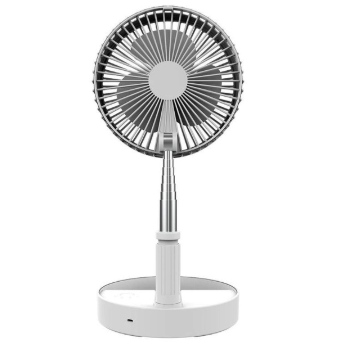 Air Cooler USB Fan Mini Mute 7 Inch Office Desktop Computer Student Dormitory Bedside Fan Color : 06