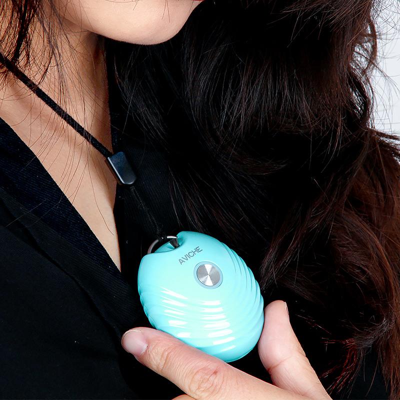 Portable air purifier small necklace with anti-formaldehyde haze secondhand smoke mini negative ion mini micro