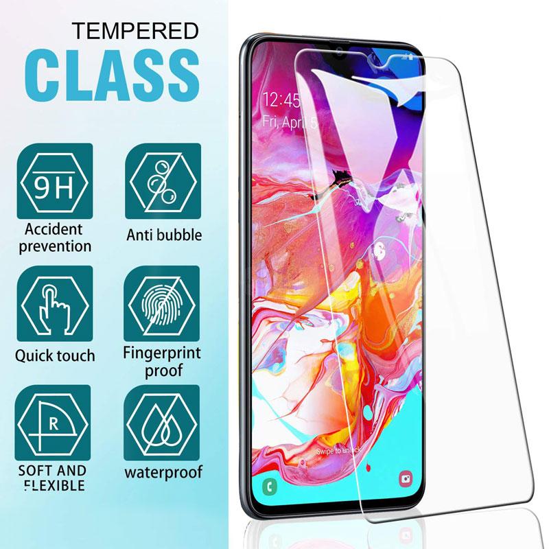 Samsung A10 A20 A30 A40 A50 A60 A70 A80 A90 Glass Screen Protector 2.5D 9H
