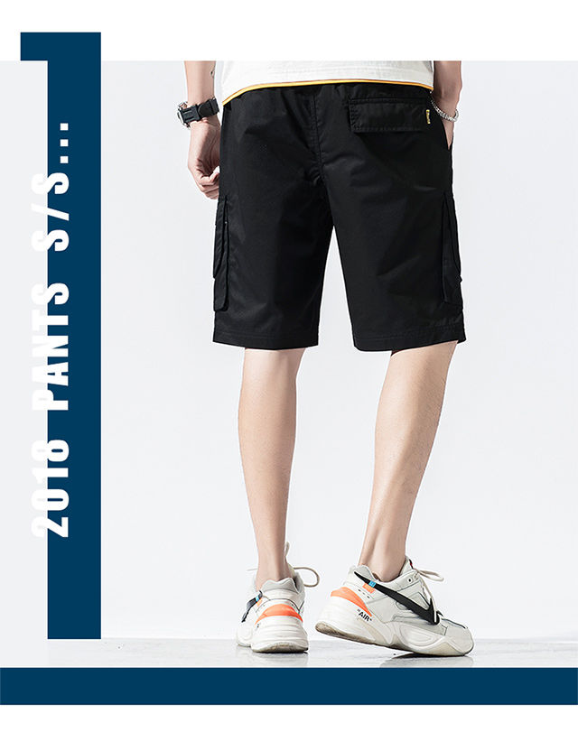 19SS champion quick-drying casual jogging pants sweatpants shorts M-2XL details
