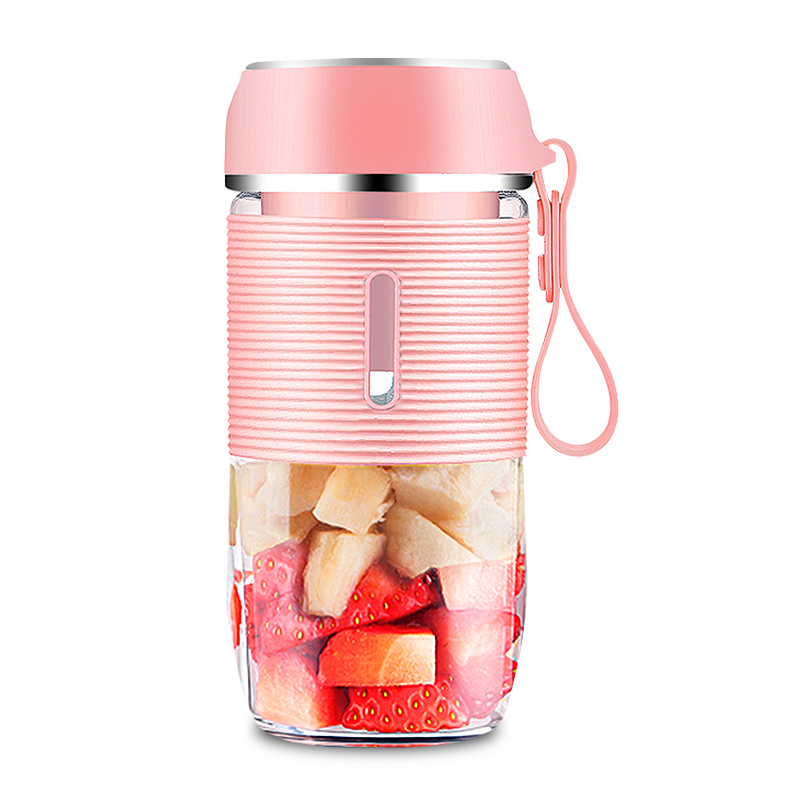 Juicer small electric portable net red juice cup home charging wireless carry-on mini water fried juice cup QY11.1