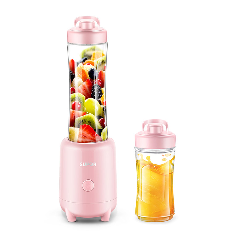 【Beary Shop】SUPOR JE18-300 Supor Home Juicer Portable Machine Machine Mini Mini