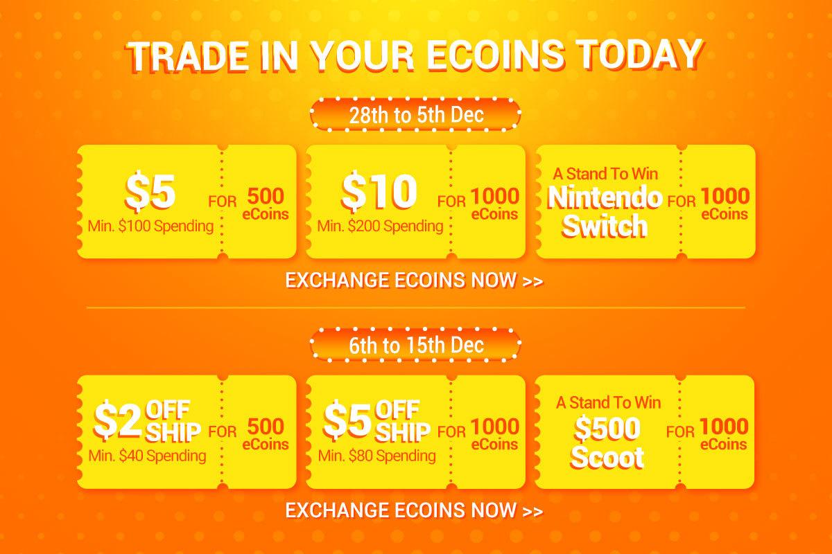 eCoin-exchange